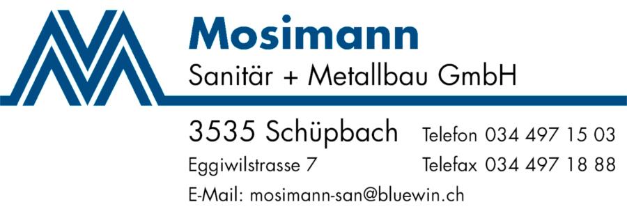 Mosimann GmbH